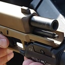 Glock 19x DPM Systems Recoil Reduction System