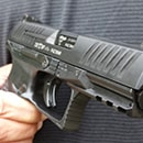 Walther PPQ M2 .40 S&W DPM Recoil Reduction System